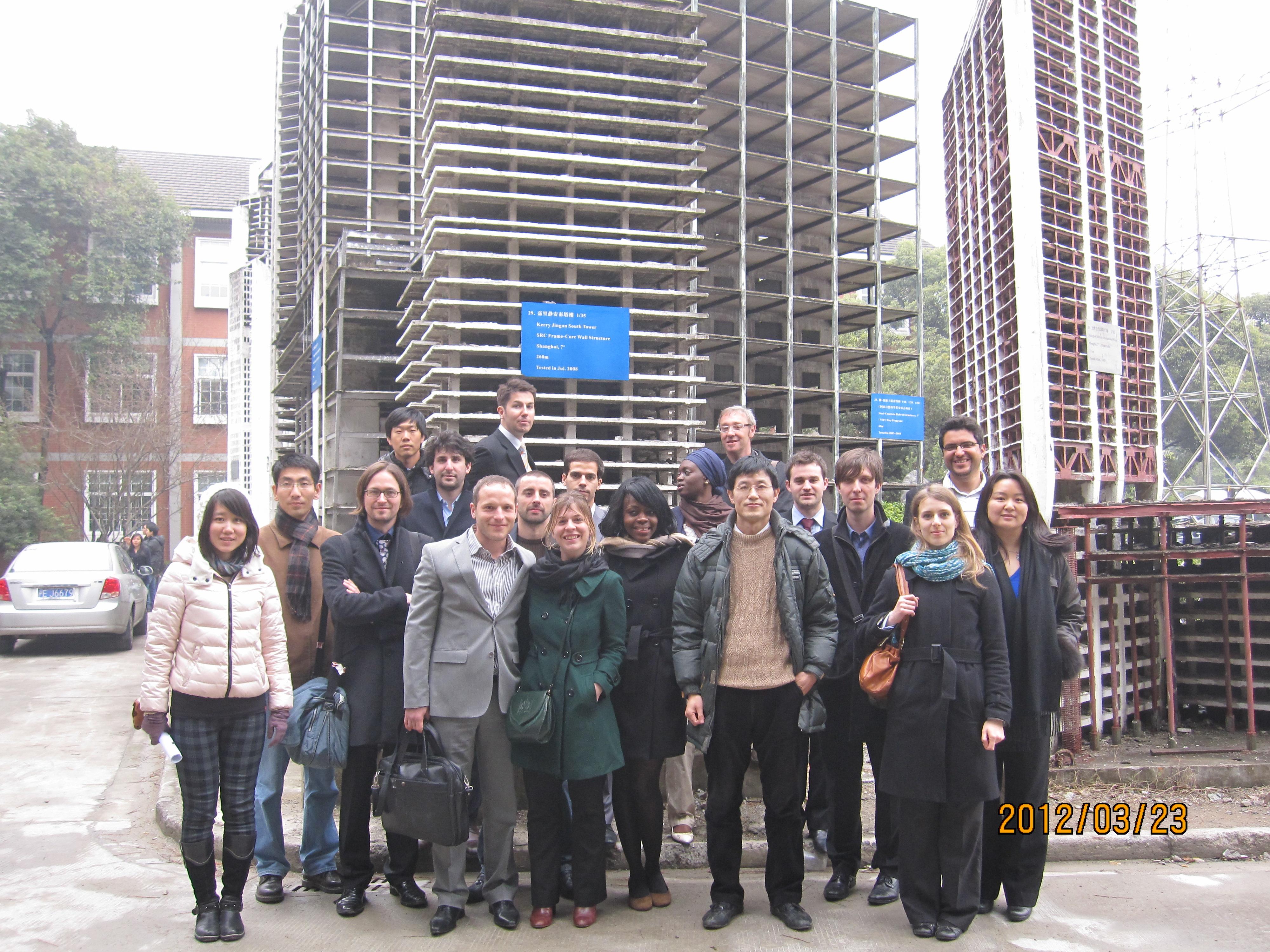 photos du s u00e9minaire  u00e0 shanghai  mars 2012